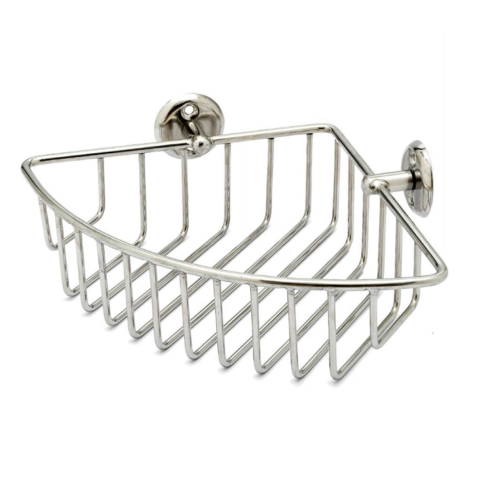 bathroom accessories, stainless steel soap dishes and caddies for