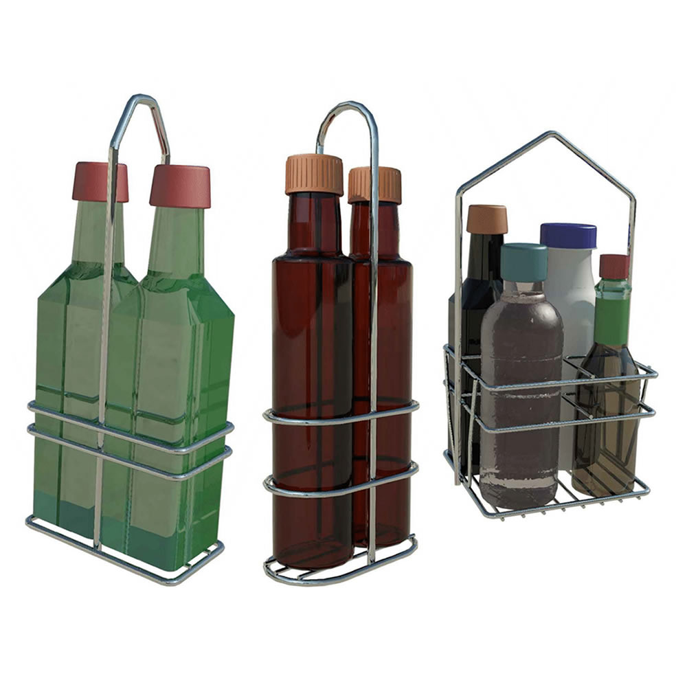H05 restaurant bottle-holders