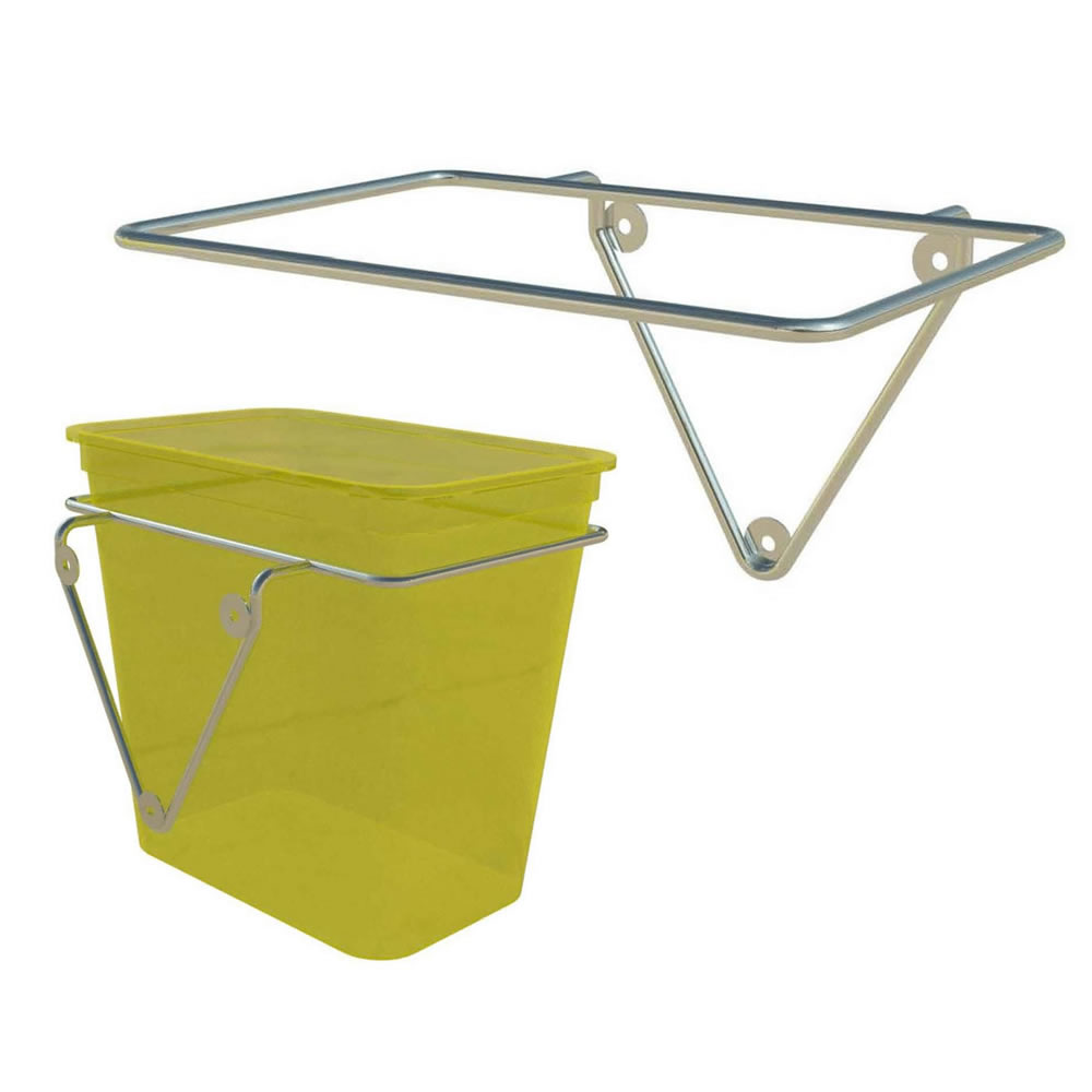 M02 Sharps bin holder